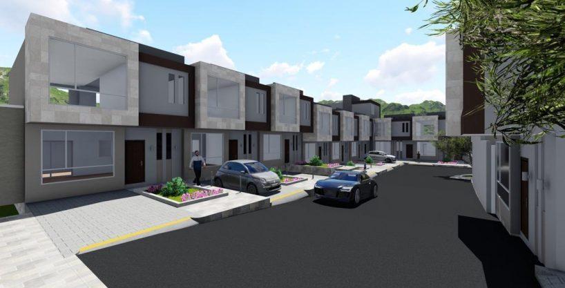 Conocoto, La Moya, Valle de Los Chillos, Casas Dos Plantas Crédito VIP